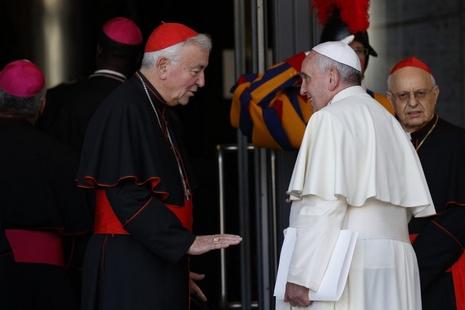 英國四百多位神父聯署要求主教會議堅持教會訓導