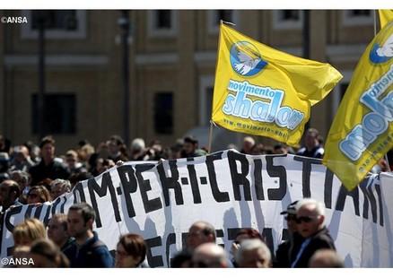 教宗再敦促,不要對受迫害基督徒的境況「沉默」