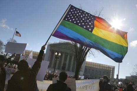 美國長老會承認同性婚姻,三萬教會與其斷絕關係 thumbnail
