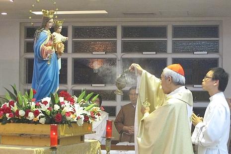 【博文】二百年前的教宗與聖母進教之佑