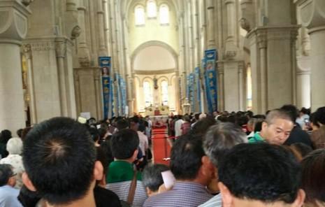 為中國教會祈禱日,梵蒂岡電台重溫教宗本篤十六世信函 thumbnail