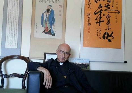 【专访】德国圣言会弥维礼神父回忆与华人结缘半世纪 thumbnail