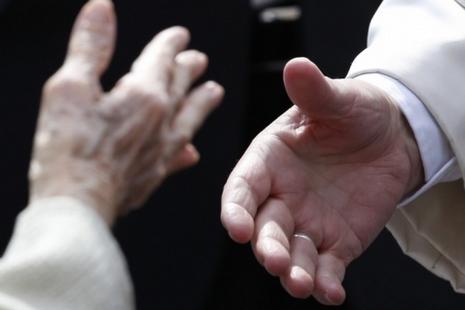 【文件】教宗方濟各發表二零一五年世界傳教節文告 thumbnail