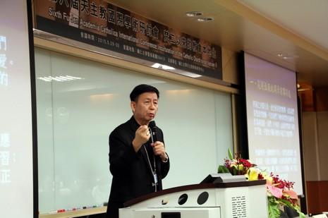 韓大輝總主教勉勵華人教會延續梵二本地化精神