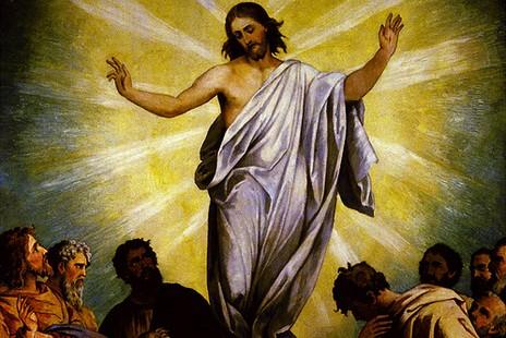 【視頻講道】耶穌升天節 2015.05.14