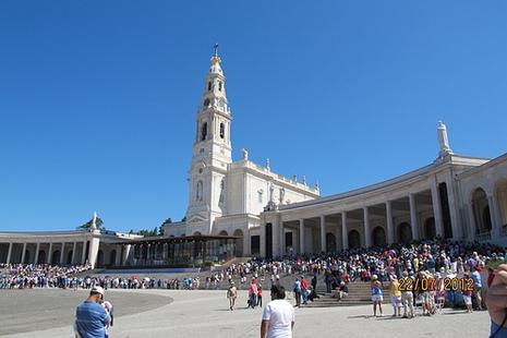 教宗準備二零一七年訪問法蒂瑪,慶祝聖母顯現一百年
