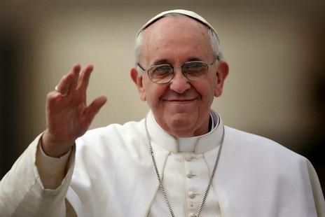 教宗訪問拉美三國,將走進臭名遠播的暴力監獄