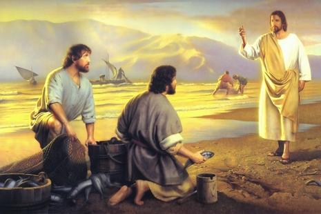 【博文】你是我的哥們:一位神父與耶穌的相知相遇