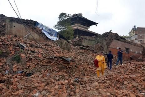 【特稿】尼泊爾地震和討厭的政治