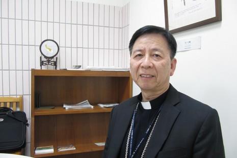 【專訪】韓大輝總主教:真正本地化需要在聖言中尋找