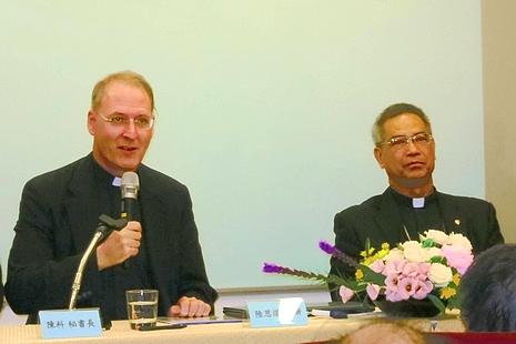 台灣教會響應教宗通諭,籲關注過度開發的危機 thumbnail
