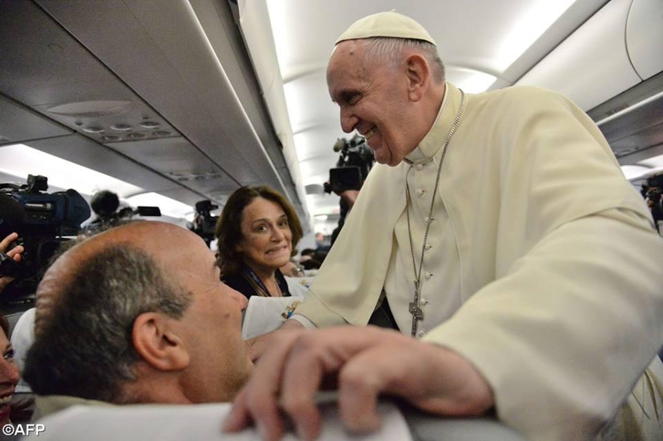 教宗表示將要對默主哥耶的聖母顯現作出決定