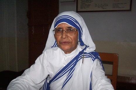 德蘭修女繼任人尼瑪拉修女蒙主恩召,曾陪伴會祖訪華