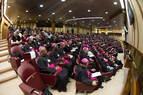 教廷公布世界主教會議工作文件,強調家庭為社會核心