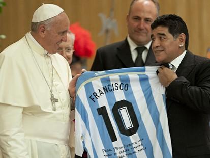 梵蒂岡將暫停慈善協定,直至國際足協調查貪污案結束 thumbnail