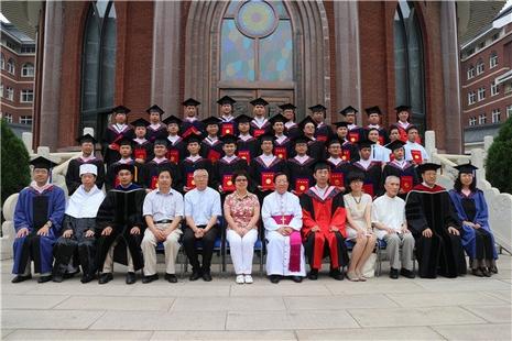 全國修院首頒政府認可神學學士學位,助與社會融合