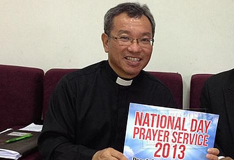 馬來西亞古晉總教區喜獲華裔輔理主教