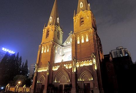 馬主教晉牧三周年,教會人士指政府深化掌控上海教區 thumbnail