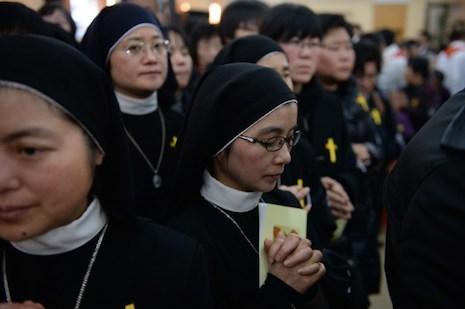 【特稿】世俗社會與修道人口老化影響東亞天主教會