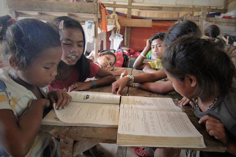 教宗向拉美土著致歉,使菲律賓部族人士尋得希望