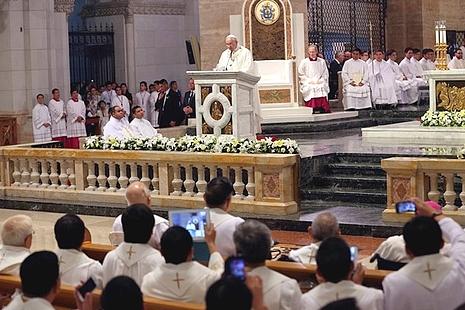 宗座修會部部長勉勵亞洲男女會士把基督置於中心