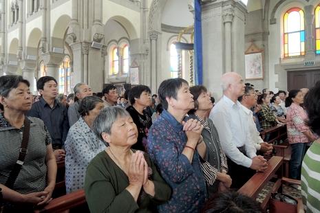 【評論】不能再坐視不理中國政府迫害天主教徒