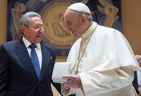 【評論】哈瓦那再次升起美國旗並非教宗方濟各一次勝利