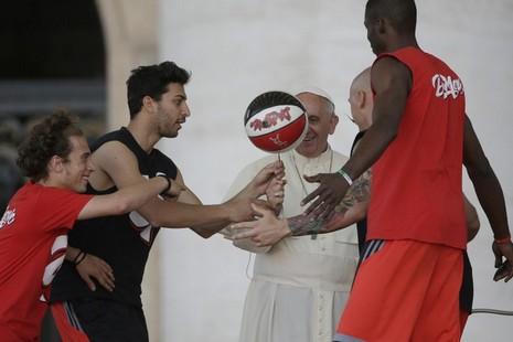 梵蒂岡將不會成為二零二四年奧林匹克運動會場地