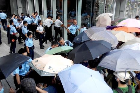 【博文】感謝香港和馬來西亞教會與民眾同行