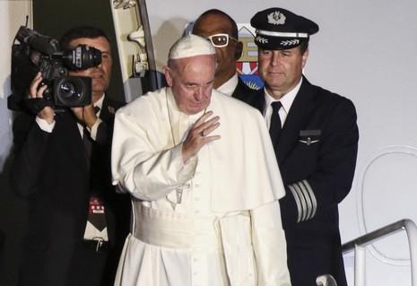教宗稱對話有進展,中方官媒避提中梵領袖同時訪美