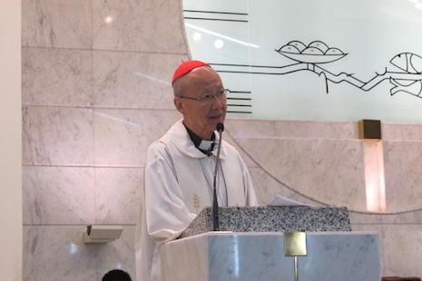 湯漢樞機未獲邀出席,最大華人教區缺席世界主教會議