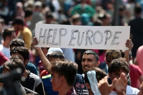 【評論】國際明愛政策主管反思日益嚴峻的移民危機