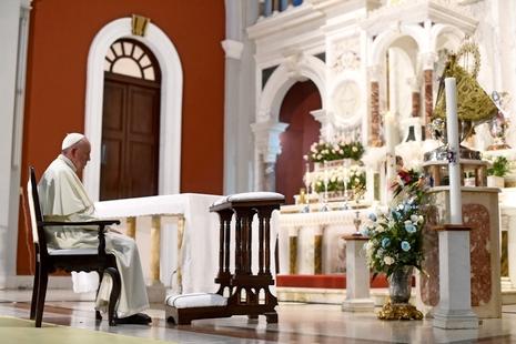 古巴異見團體獲教宗致電,惟受當局打壓未能參與禮儀