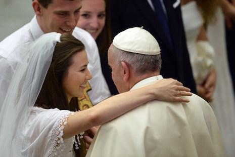 教宗手諭只加快婚姻無效訴訟程序,而非為解除婚姻 thumbnail
