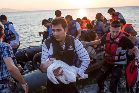 教宗籲歐洲教會收容難民家庭,梵蒂岡兩堂區率先行動