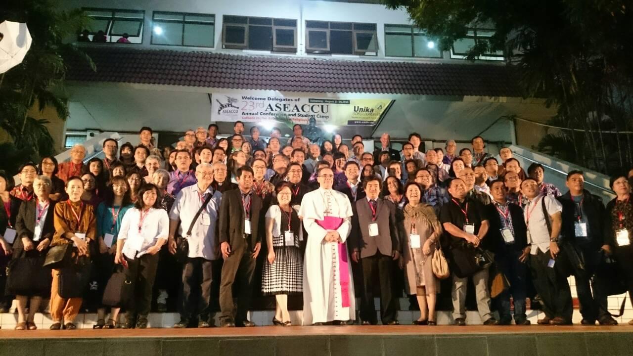 【特稿】亞洲區天主教大學籲請加強「宗教包容性」