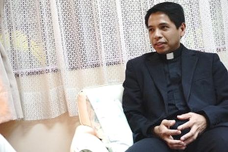 【特稿】宗座聖十字架大學副教授談禮儀中的主角