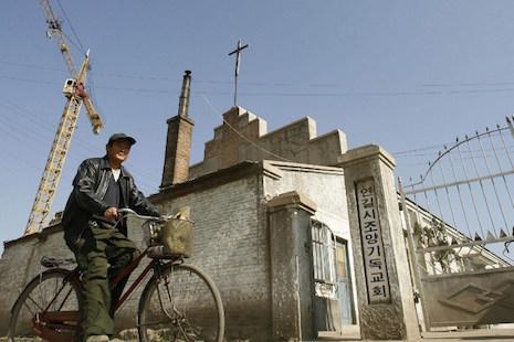 脫北者在中國邊境接觸基督信仰,初嚐自由滋味