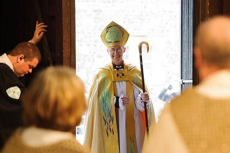 坎特伯雷大主教計劃對分裂的聖公宗建立較寬鬆聯繫