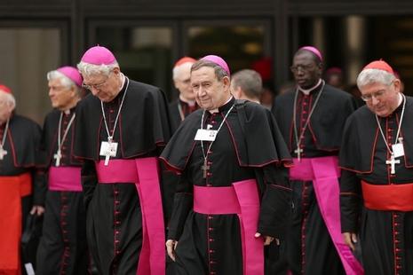 十三名枢机联署致函教宗,质疑世界主教会议规程不妥