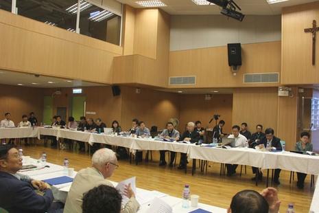 中港三機構合辦研討會,探討教會與社會融合問題 thumbnail