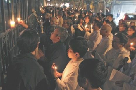 【特稿】越南天主教會有發展也有控制 thumbnail