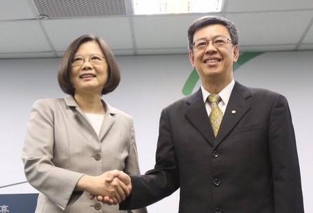 台灣首位天主教徒參選副總統,陳建仁願為地鹽世光