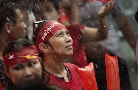 以基督徒為主的邦份政黨,冀在緬甸國會起關鍵作用
