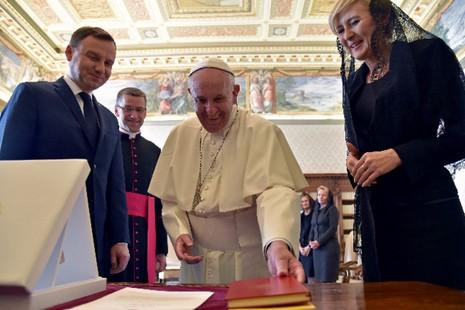 教宗明年冀訪波蘭納粹集中營,牧靈訪問馬不停蹄