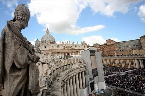 梵蒂岡拘捕兩名洩露機密文件者,或與教廷財政有關