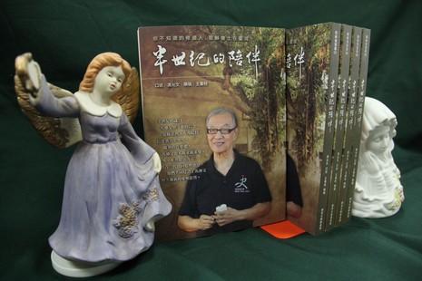 台灣大專神師自傳透露青年工作辛酸,無悔陪伴他們