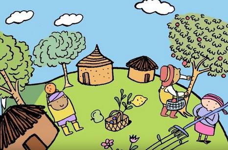 【视频】《愿袮受赞颂》儿童动画