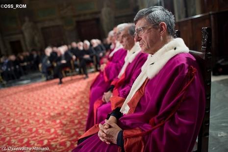 教廷公布教宗就婚姻案件的答复,强调成为慈悲的使徒