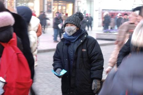 東北教會在寒冬以互聯網克服戶外福傳困難